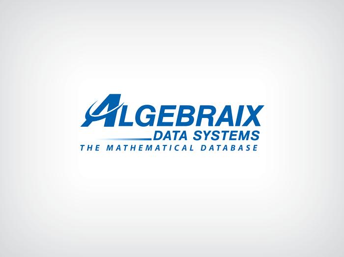 Algebraix Data Systems Logo Design