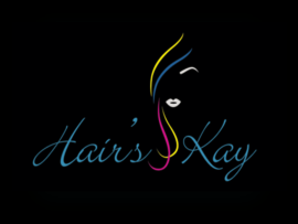HairsKay_logo-design