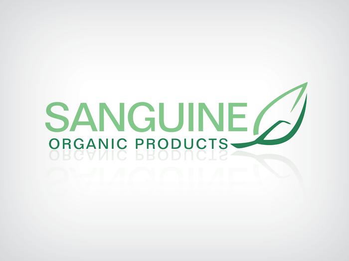 Sanguine Logo Design