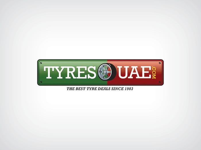 Tyres UAE Logo Design