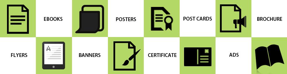 Marketing Material Design