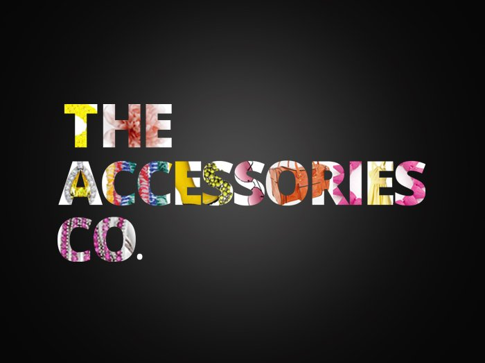 The Accessories Co logo design