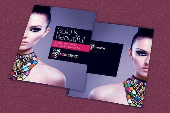 accesssories co brochure design