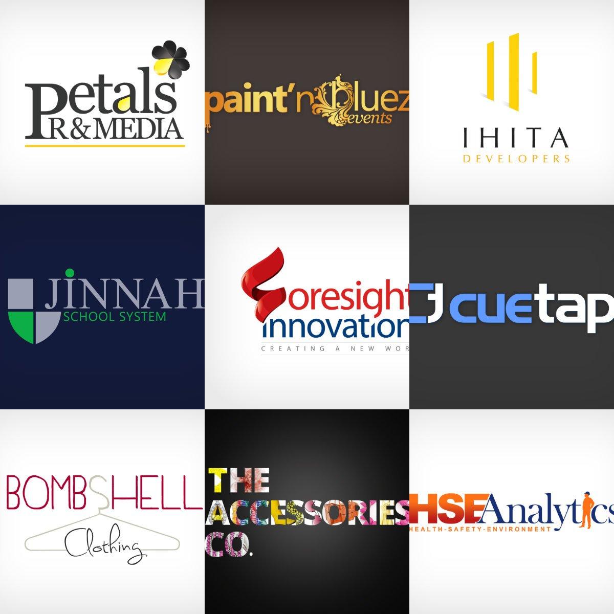 10 Amazing Logo designs for Start Ups