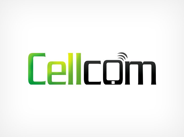 Cellcom logo design