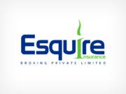 Esquire Insurance logo design