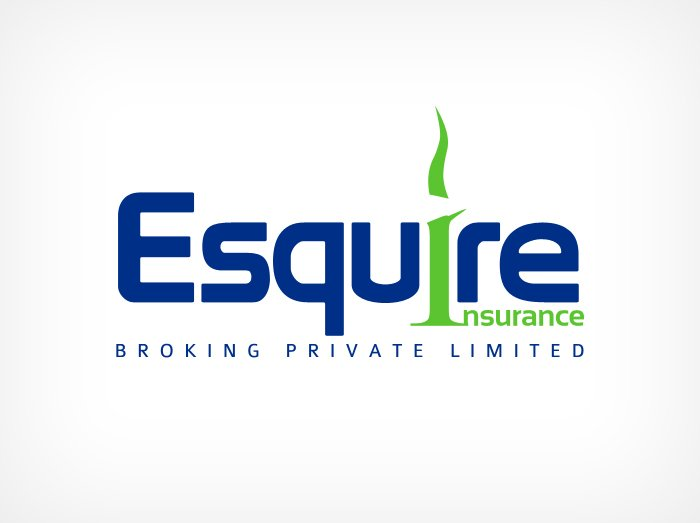 Esquire Insurance logo design