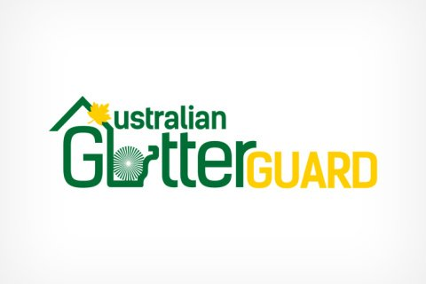 Creative logo design for Gutter Guard