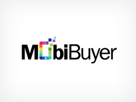Ecommerce logo design for Mobi Buyer
