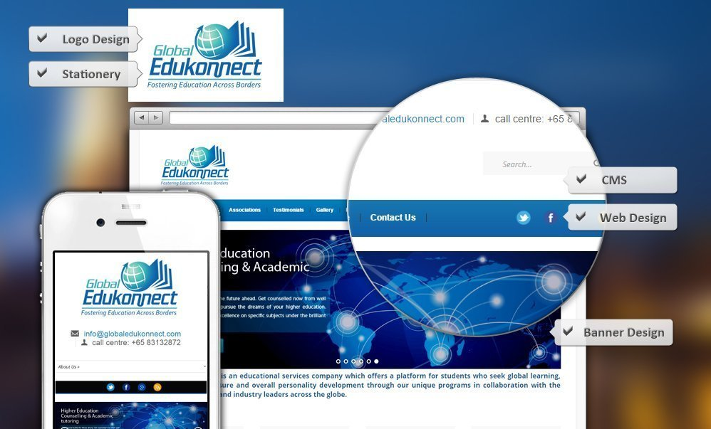 Website_Design_GlobalEdukonnect