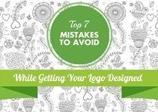 7 Logo Design Mistakes To Avoid