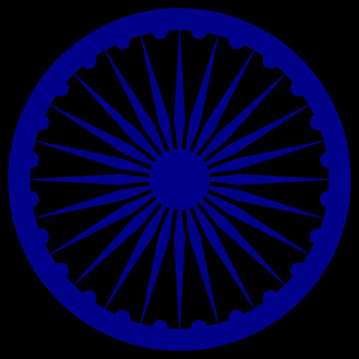 What Makes Ashoka Chakra a Great SymbolLogopie