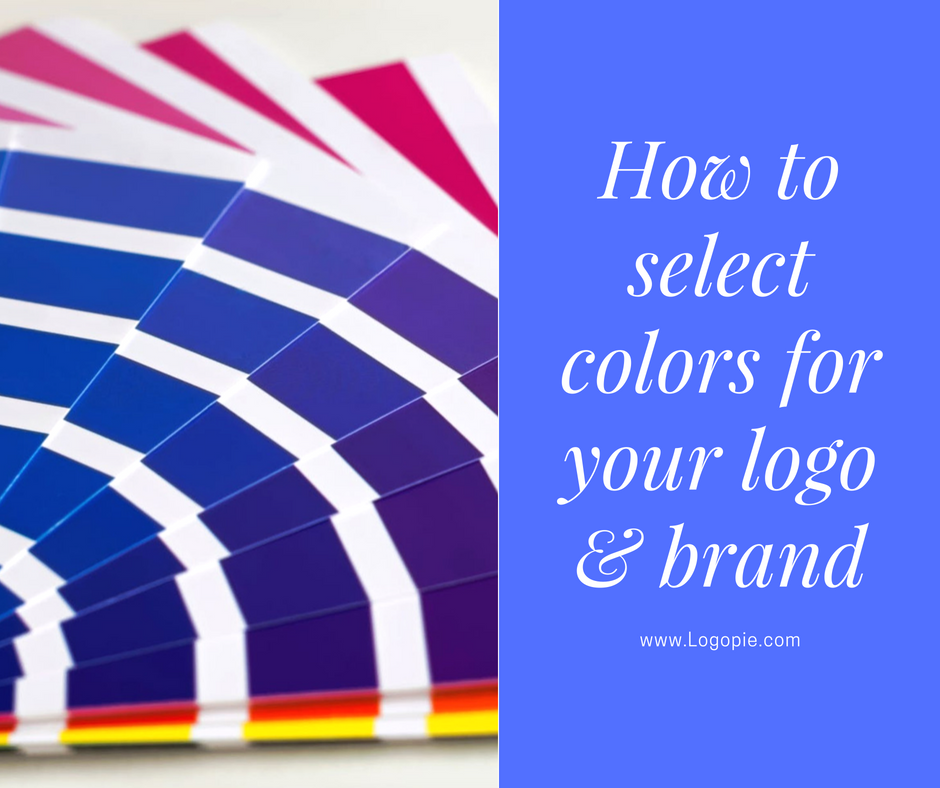 How to choose the best color for your logo and brand