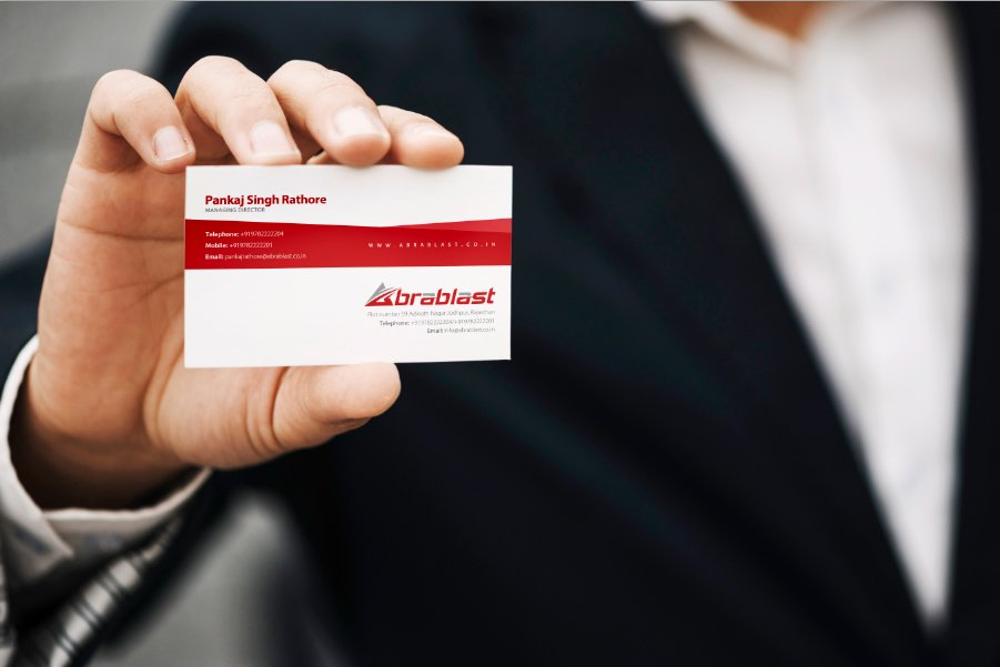 How to design a perfect business card – A comprehensive guide