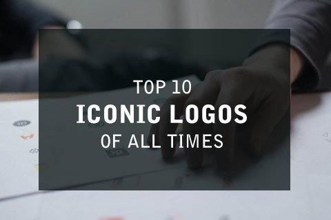 Top 10 iconic logo designs of all times