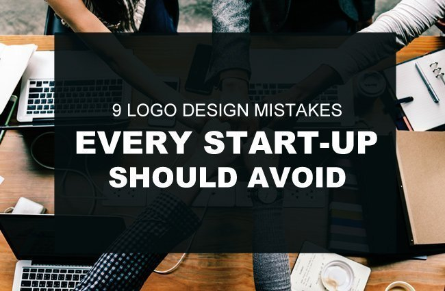 9 Logo design mistakes every start-up should avoid
