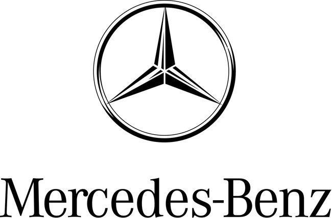 mercedes logo design