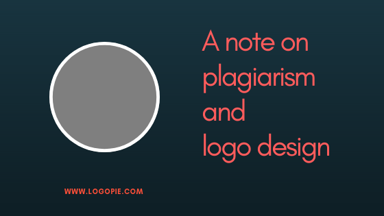 A note on plagiarism and logo design