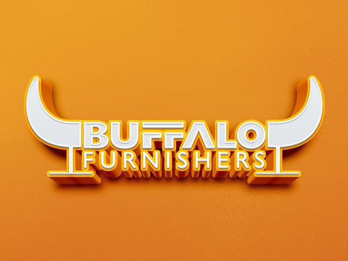 logo design for buffalo furnishers