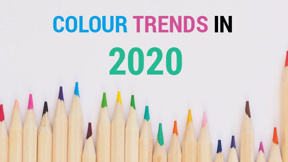 Colour trends in 2020 – A comprehensive guide