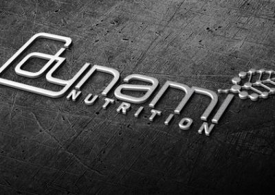 DynamiNutrition Logo Design