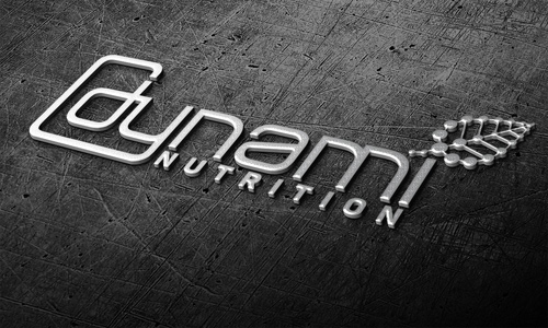 logo design service for Dynami nutrition
