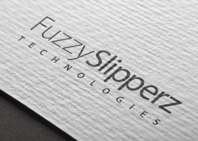 Logo Design for Fuzzy Slipperz Technologies