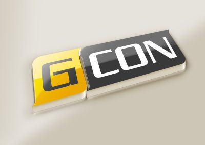 logo design for GCON