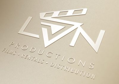 logo design for LVN