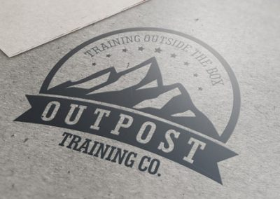 Outpost Logo Design