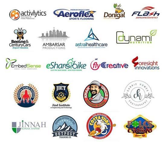 Logo Design Company India Branding