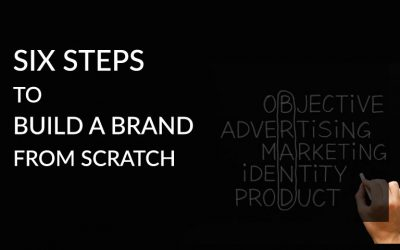 Six Steps To Build a Brand From Scratch