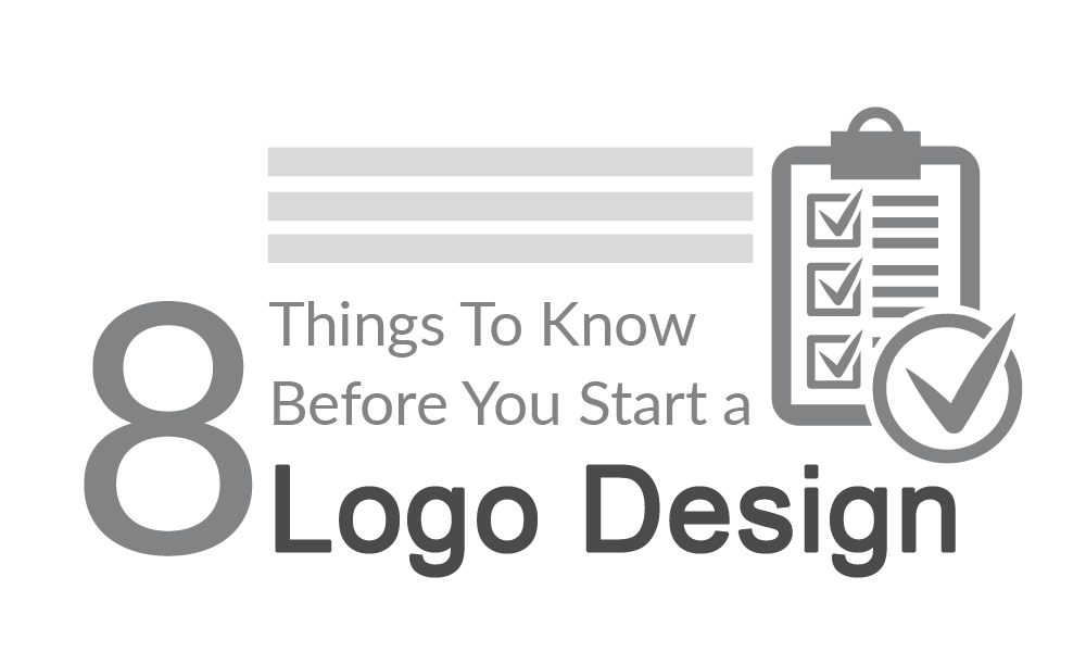 Eight Things To Know Before You Start a Logo Design