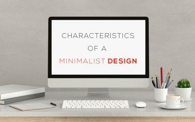 Characteristics of a Minimalist Design
