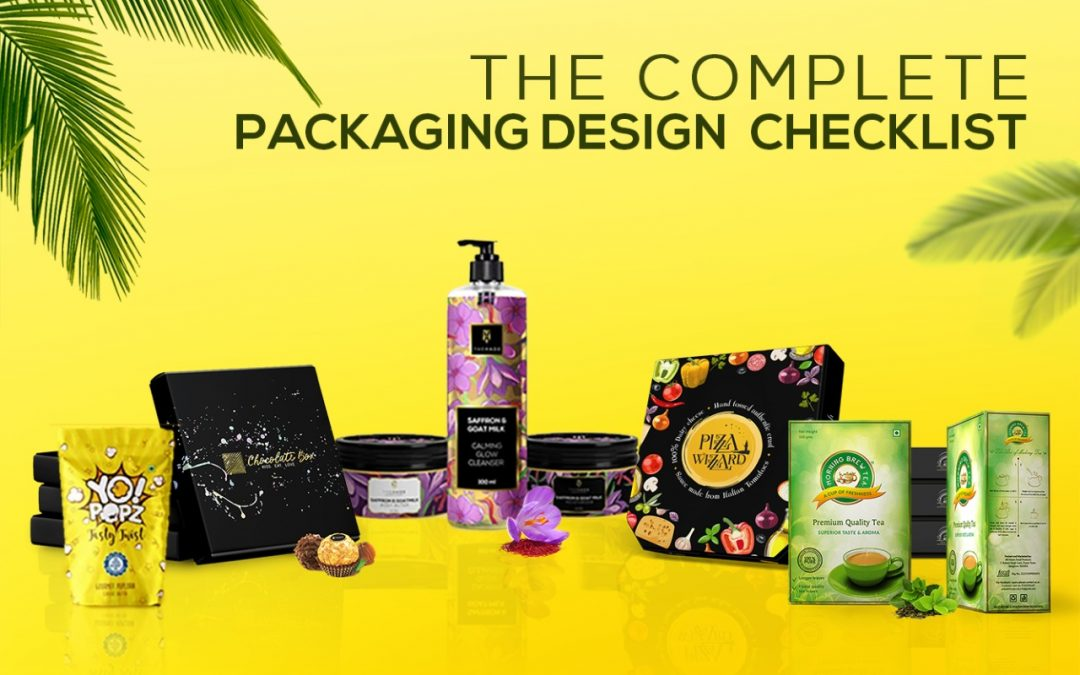 The Complete Packaging Design Checklist
