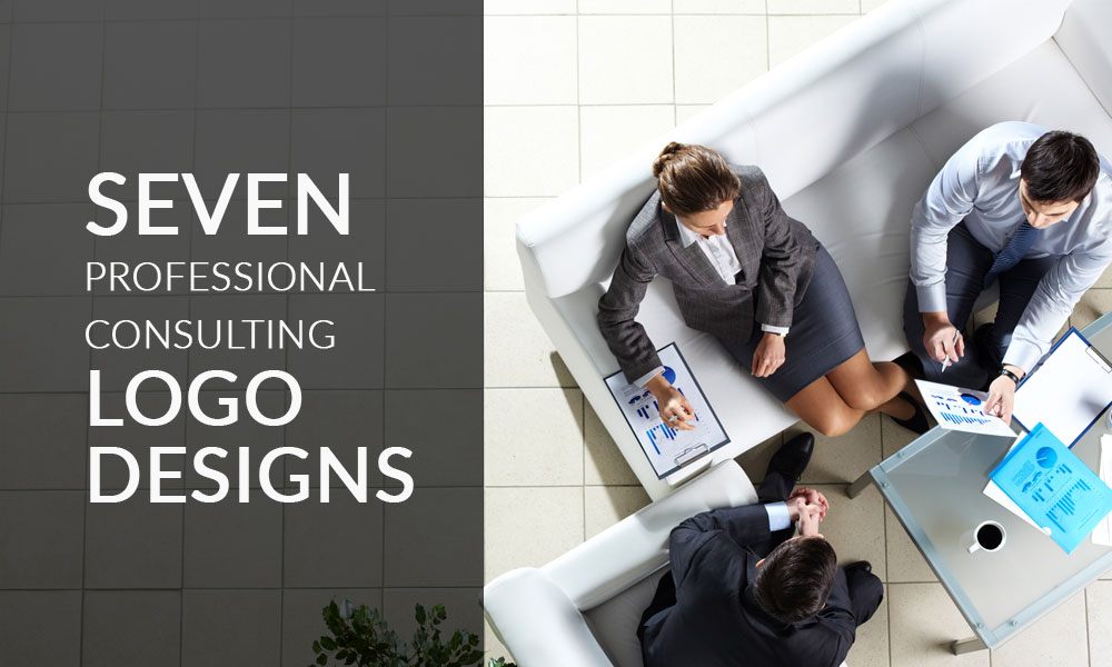 Assortment Of Professional Consulting Logo Designs