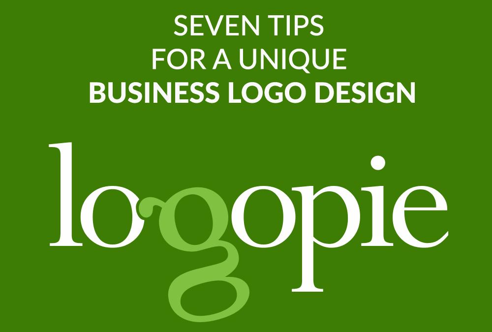 Seven Tips For a Unique Business Logo Design