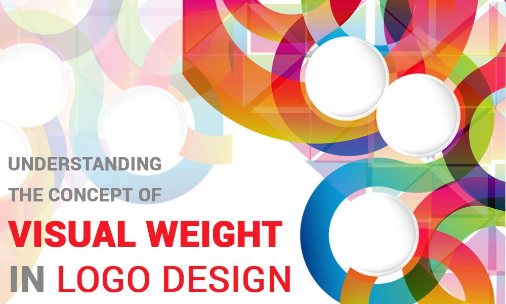 Understanding the Concept of Visual Weight in Logo Design