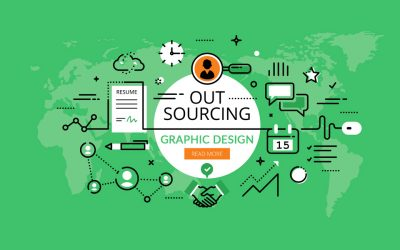 Eight benefits of outsourcing graphic design