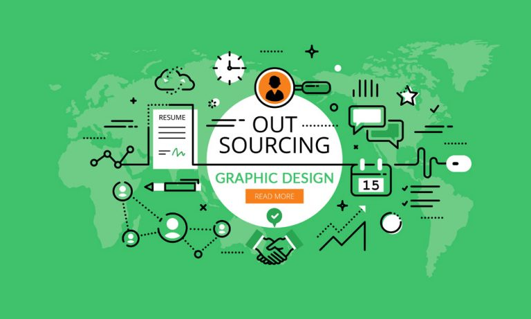 outsourcing graphic design