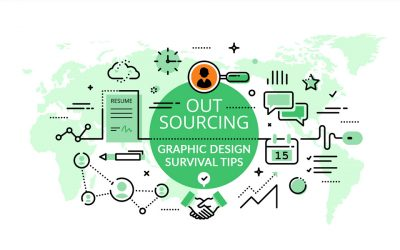 Outsourcing Graphic Design – Survival Tips